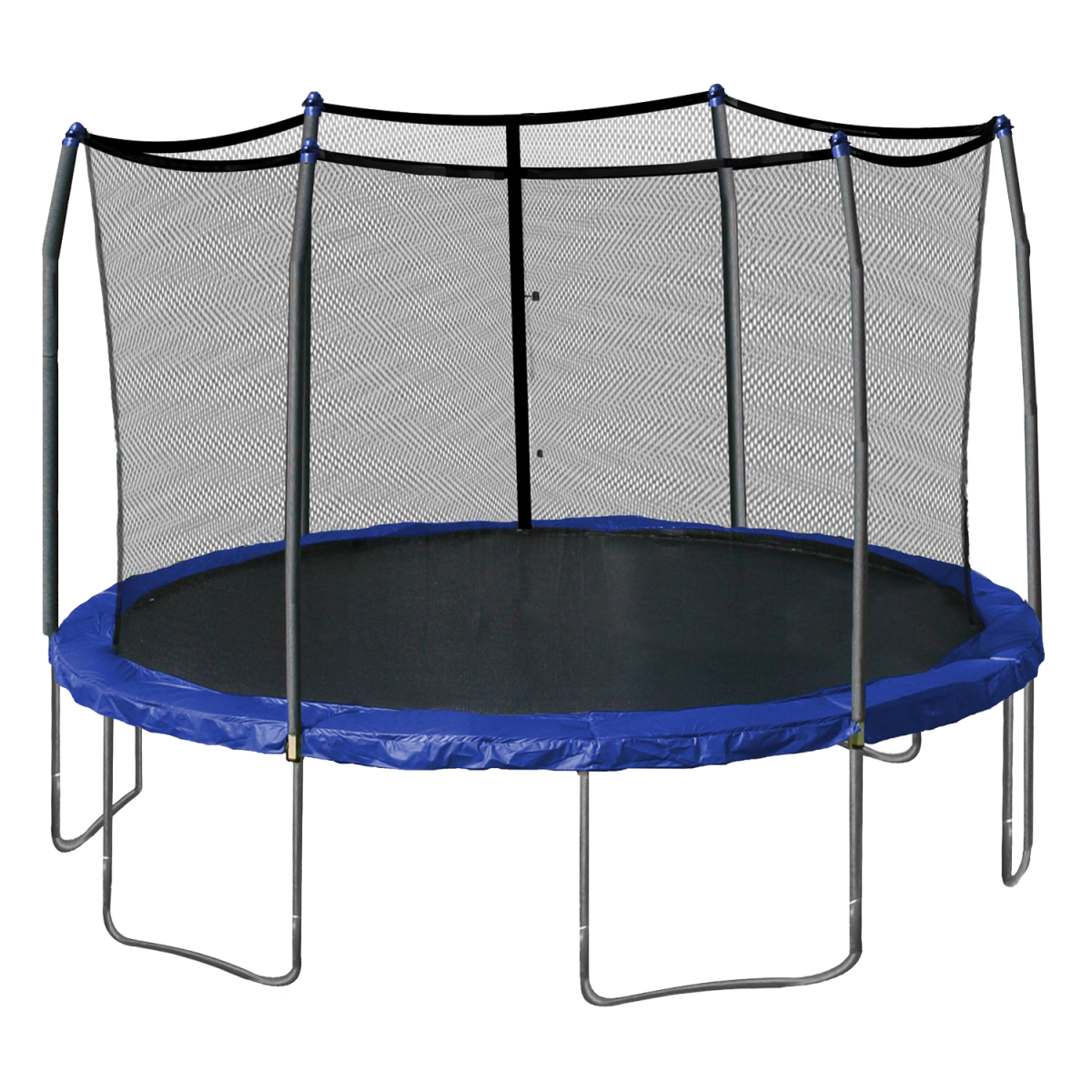 Outdoor Trampoline With Safety Enclosure Review